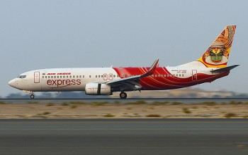 Air-India Express Boeing 737-8Q8