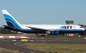 Air Transport International Boeing 767-223ER