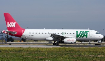 Air Via Bulgarian Airways Airbus A320-232