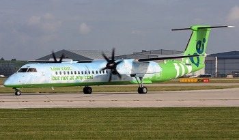 Flybe DHC-8-402Q Q400