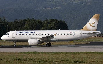 Freebird Airlines Airbus A320-200