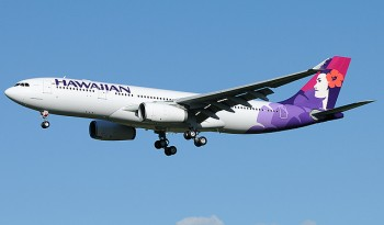 Hawaiian Air Airbus A330-243