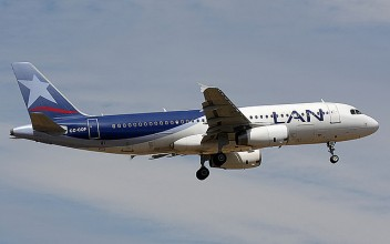 LAN Airlines Airbus A320-200