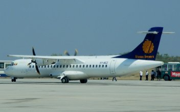 Myanma Airways ATR 72