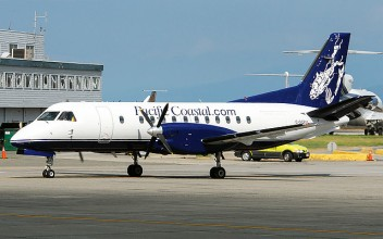 Pacific Coastal Airlines Saab 340A