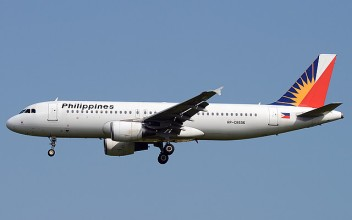 Philippine Airlines Airbus A320-200