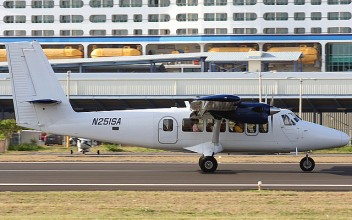 Seaborne Airlines DHC-6-300 Twin Otter