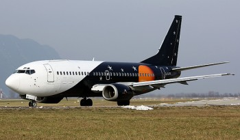 Titan Airways Boeing 737-300