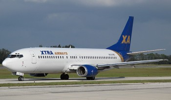 Xtra Airways Boeing 737-4S3